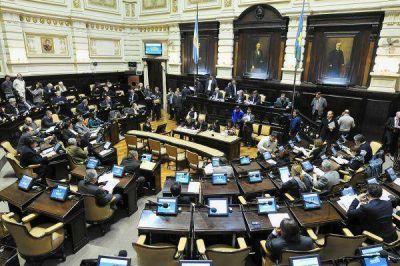 Cómo quedaría la Legislatura