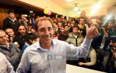 Garro venció por más de 10 puntos a Bruera y es el nuevo intendente de La Plata