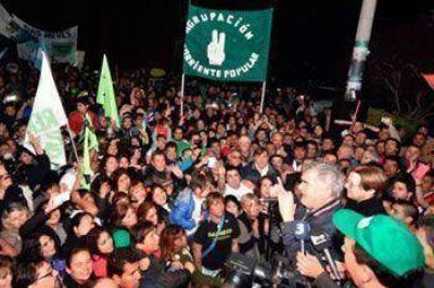Das Neves es electo gobernador de Chubut con una diferencia que ronda los 1500 votos