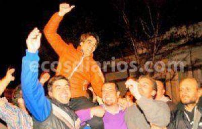 Facundo López ganó una reñida elección y será el nuevo intendente