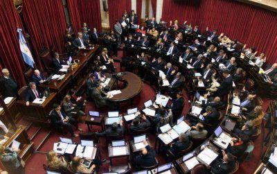 Más de 20 senadores dejarán sus bancas en Diciembre