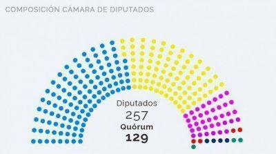 Diputados: el FPV perdió bancas, pero sigue siendo el bloque más numeroso