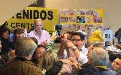 Histórico triunfo: Grindetti venció al peronismo lanusense