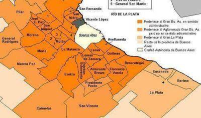 El Frente para la Victoria ganó en 19 de las 33 intendencias del Conurbano