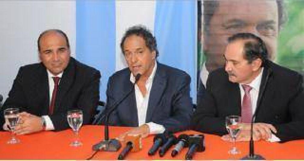 Scioli perdió más de 45.000 votos en Tucumán