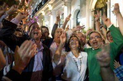 Corpacci le gana a Brizuela del Moral por más de 15.000 votos