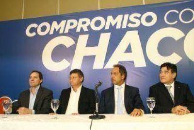 El oficialismo en el Chaco obtuvo sólo 2.000 votos más que en las primarias