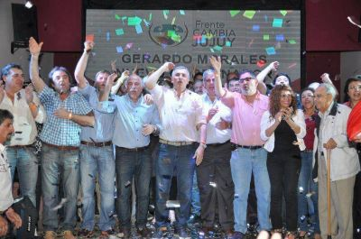 Gerardo Morales es el nuevo gobernador de la provincia