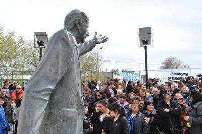 A cinco años de su muerte, Néstor Kirchner fue homenajeado en distintos actos