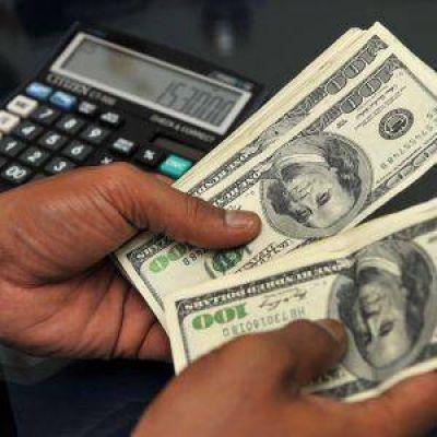 Dólar blue subió a $ 15,85 y