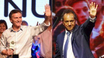 Mauricio Macri vs Daniel Scioli en el ballotage: las 10 diferencias que Wall Street mira de cerca