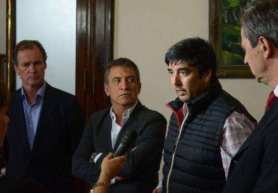 El candidato de Massa en Entre Ríos apoyará a Scioli
