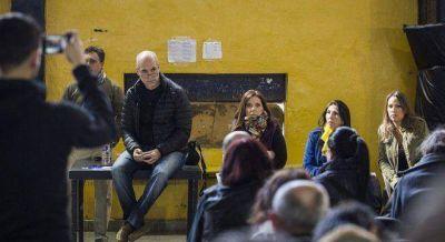 La posibilidad del triunfo de Macri le vació el gobierno a Larreta