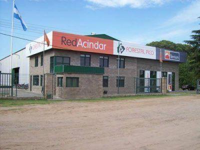 Promoción industrial: otorgan crédito de 61 millones de pesos a Forestal Pico
