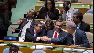 En la ONU, EE.UU. se opuso a levantar el embargo a Cuba