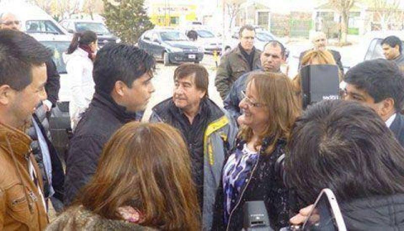 Petroleros destacaron el triunfo de Alicia Kirchner