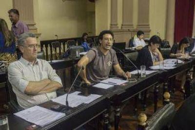 Diputados repudiaron los hechos de violencia de género que involucran a Olmedo