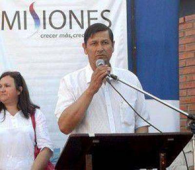 Juan Carlos Ríos fue reelecto por sexta vez como intendente de Campo Viera