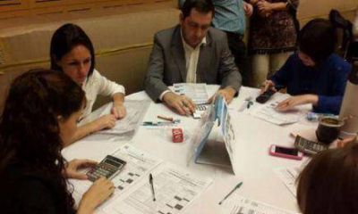 Arrancó el escrutinio definitivo de votos en Misiones