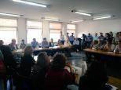 La Plata: El PJ recordó a Néstor Kirchner en el quinto aniversario de su desaparición física