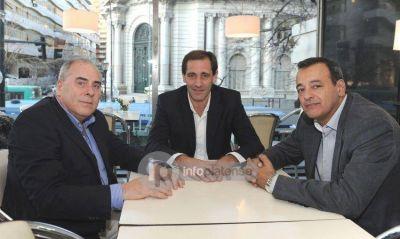 """Garro: """"Vamos a tener un gabinete con gente de la UCR, la Coalición Cívica y el peronismo"""""""