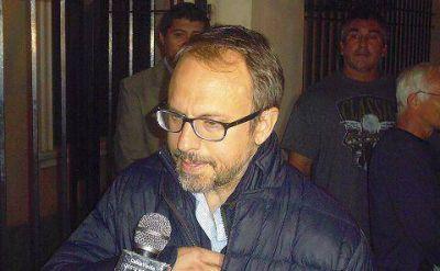 """Valenzuela: """"Vamos a hacer una revolución en el transporte"""""""