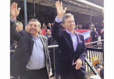 """Mauricio Macri: """"Estamos peleando voto a voto por la gobernación de Entre Ríos"""