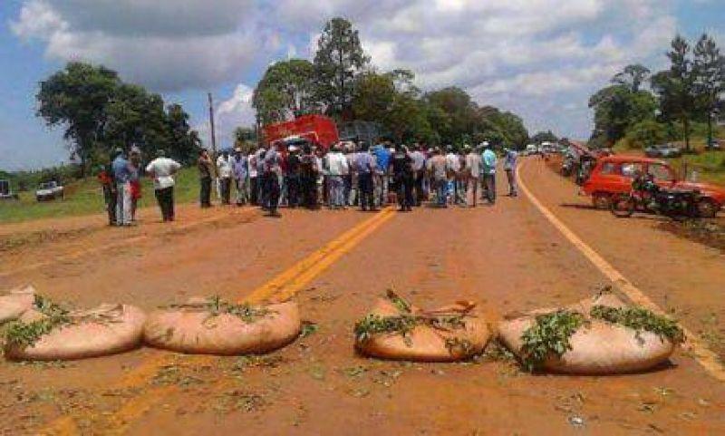 Té: Trabajadores de secaderos seguirán las protestas este jueves