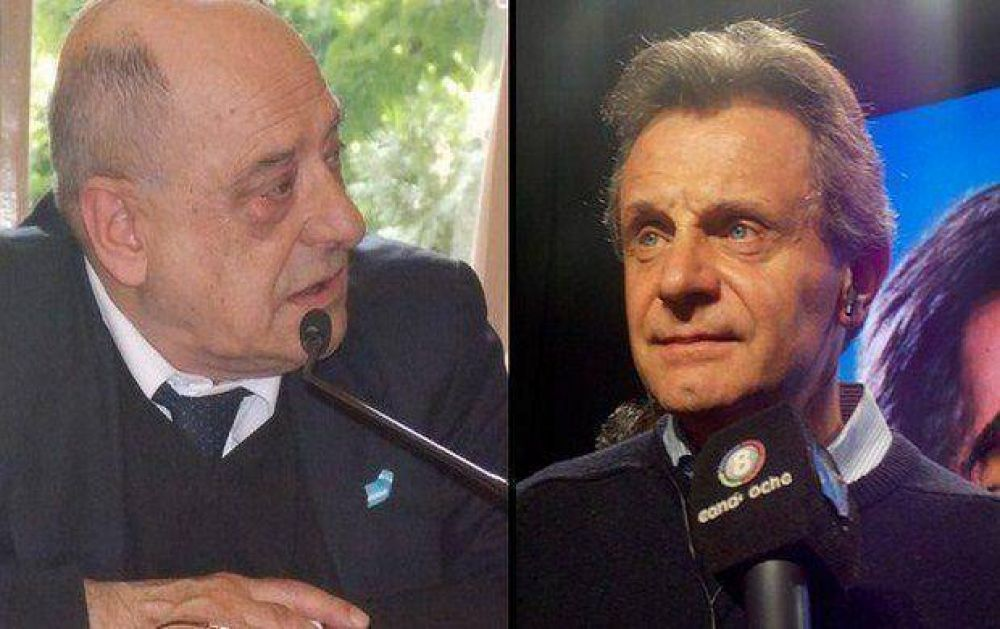 De forma sigilosa, Pulti y Arroyo mantuvieron una reunión