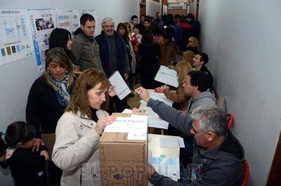 Las localidades se volcaron a Cambiemos: Ezequiel Galli sumó de todos los frentes