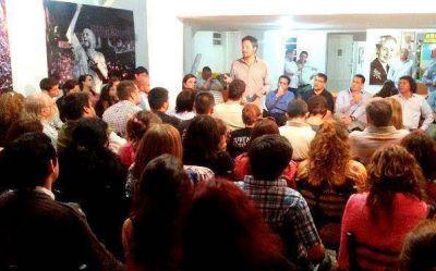 El FPV San Isidro lanzó la campaña Scioli Presidente camino al balotaje
