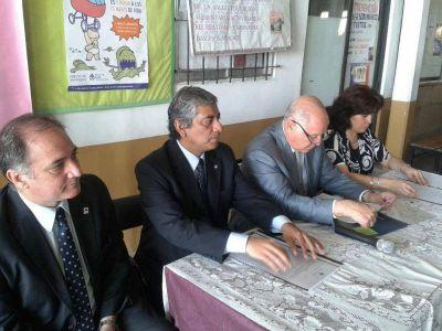 Diez millones para continuar la obra del hospital Snopek