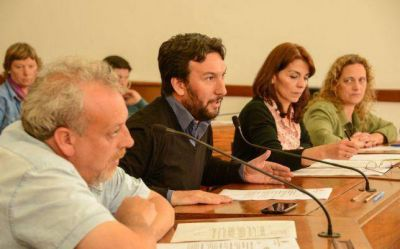 Marquinez aseguró que mantendrán los compromisos asumidos mientras eran oposición