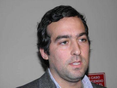 Gay quiere que Vitalini sea el presidente del Concejo
