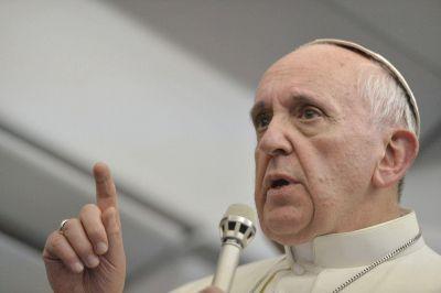 """Papa Francisco pide a la FAO una """"conversión ecológica contra hambre"""""""