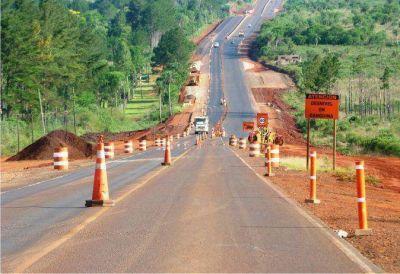 Amplían la Autovía sobre ruta 12 hasta San Ignacio