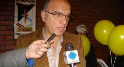 Antes de asumir, Grindetti anunció reformas en la policía comunal y extensión del centro de monitoreo