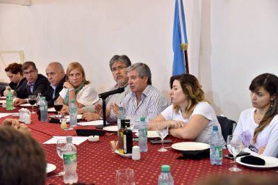 Mandan a los diputados del FpV a militar los distritos electoralmente