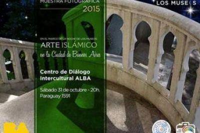 """""""Arte islámico en la Ciudad"""" en La Noche de los Museos"""