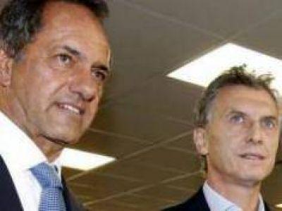 Scioli obtuvo 423.288 votos y Macri 298.171 sufragios en Tucumán