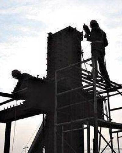 Ladrillos, cemento y obras