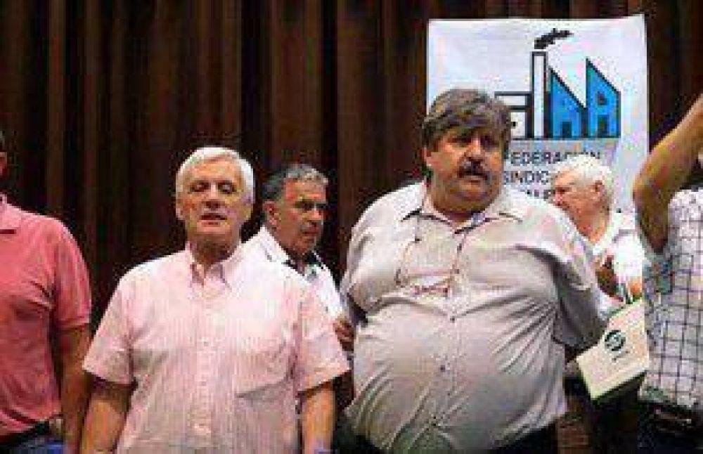 Los gremios aliados al Gobierno van en busca de sumar voto por voto para Scioli
