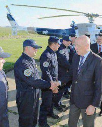 Bonfatti crear� 3000 nuevos cargos en la Polic�a provincial
