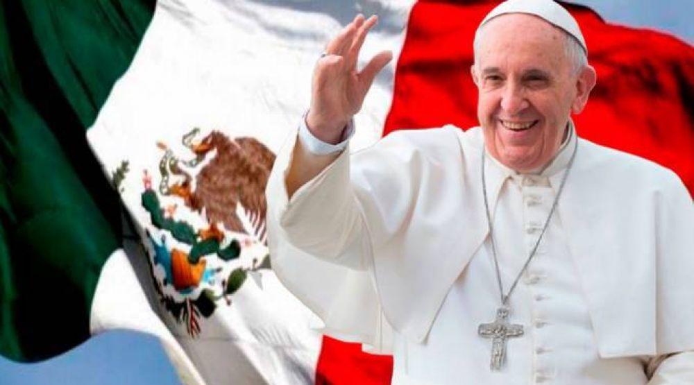 El Papa Francisco viajará a México en febrero, afirma Cardenal Rivera