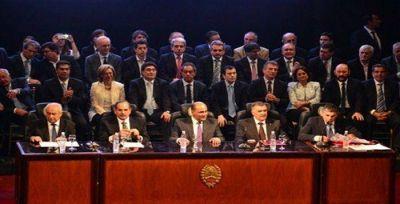 Los nombres de los miembros del gabinete de Manzur