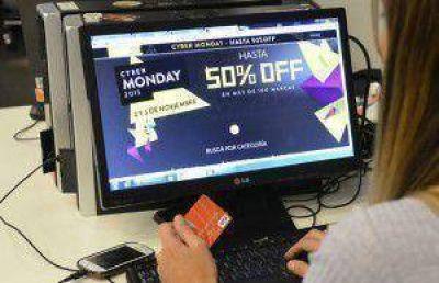 El gasto promedio en el primer día del Cyber Monday fue de $3.000