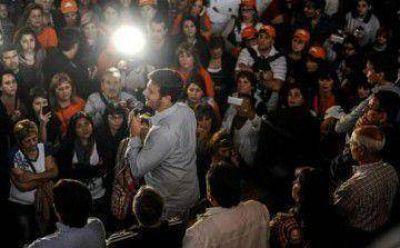 """Julián Álvarez: """"¿Qué hicieron los que dicen ser del Frente para la Victoria y no están presentes?"""""""