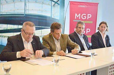 El municipio y la Universidad firmaron un convenio para impulsar la carrera de Medicina