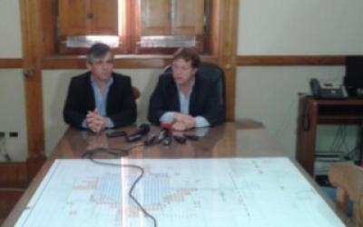Chivilcoy: Speranza recibió a Britos para iniciar traspaso de mando