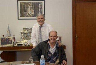El intendente Zurro se reunió con el ministro De Vido